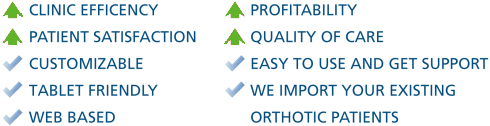 Key Features of Orthotrack